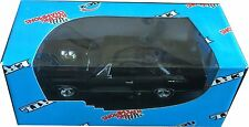 1:18 The Prototype of 69 Plymouth GTX St. Machine Black with Testing Box by Ertl