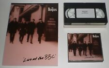 BEATLES - LIVE AT THE BBC - Do-CD - EPK-Video - Songbook (Notenbuch) - near mint