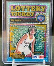 2020-21 PaninI Contenders New Orleans Pelicans Kira Lewis Jr Lottery Ticket