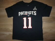 Julian Edelman New England Patriots Super Bowl NFL Jersey Youth Sm 8 child small