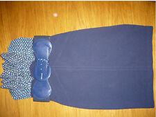 Kleid Abendkleid Cocktailkleid Partykleid Freizeitkleid Gr. 34 Tally Weijl Blau
