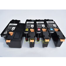 4 Toner Cartridge For Xerox Phaser 6000 6010 Workcentre 6015 106R01627 106R01630