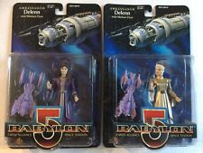 Babylon 5 Delenn Exclusive Premiere Figures Set Both Variants 1997