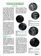 Keuze uit 2500 artikelen PDF over munten. Verschenen in De MUNTkoerier 1972-2014