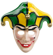 Jaques Joker Maschera NUOVO - CARNEVALE MASCHERA VOLTI