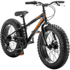 """20"""" Mongoose Boys' Compac Fat Tire Bike 7 Speed Shimano All Terrain Bicycle New"""