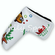 Golf Putter Head Covers For Titleist Scotty Cameron Taylormade Mizuno Callaway