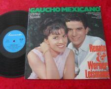 Renate & Werner Leismann LP Gaucho Mexicano