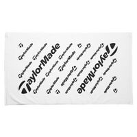 "Taylormade 2019 Tour Towel White 15"" X 24"""