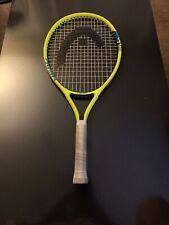 Speed Kids Tennis Racquet Beginners PreStrung Head Light Balance Jr Racket 23' Y