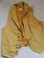 Newt Scamander personalizado hecho a mano para hombres artículo Vintage Cosplay Chaleco.