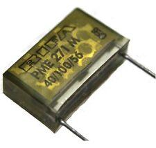 RIFA PME265M610 .1UF 250VAC RADIAL Capacitor New QTY-10