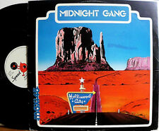 "MIDNIGHT GANG HOLLIWOOD CITY 12 "" MAXI"
