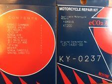 82 83 yamaha xt200 xt 200 keyster ky-0237 carb repair kit 1982 1983