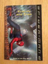 Spider-Man 2 Friends And Foes Película Relacionado con Libro Michael Teitelbaum