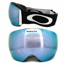 Oakley Ski Lunettes Flight Deck OO7050-20 Noir Mat Prizm Sapphire Iridium