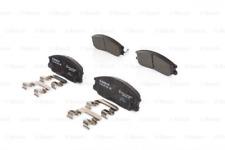 Bremsbelagsatz, Scheibenbremse für Bremsanlage Vorderachse BOSCH 0 986 494 650