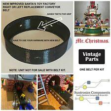 Mr. Christmas Santa's Toy Factory Replacement conveyor Belt (unit not for sale)