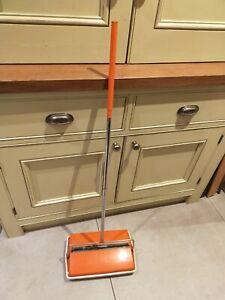 Vintage Ewbank Floor Sweeper