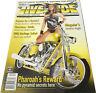 LIVE TO RIDE   MOTORCYCLE MAGAZINE DECEMBER 2005 NO.208