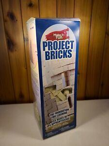 FloraCraft Project Bricks Sand Styrofoam Blocks Build Pyramid Castle Colosseum