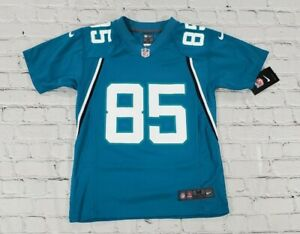 Nike Tim Tebow Game Jersey 85 Home Jersey YOUTH SIZE MEDIUM