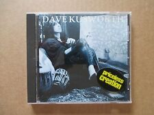 Dave Kusworth – All The Heartbreak Stories - 1991 UK CD - CREATION - CRECD 108