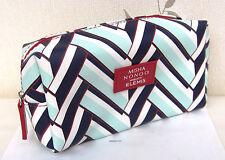 "Elemis ""Misha Nonoo"" Multicoloured Geometric Patterned Lined Make Up Bag"