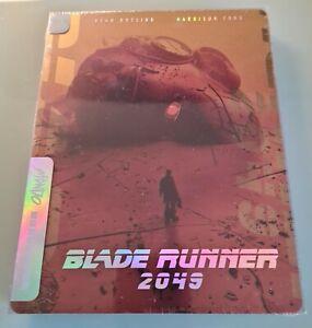 STEELBOOK BLADE RUNNER 2049 4K ULTRA HD + 2D + SUPPLEMENTS - MONDO EXCLUSIF FNAC