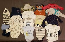 Baby Boys Clothing Lot of 21 Pieces Size 3-6