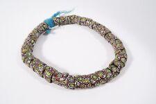 Strang alte Millefiori Murano M7 African trade beads Perles Venezia Murrine Afro