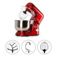 Klarstein Bella Ros1200W 5,2 Litri Robot da Cucina - Rossa
