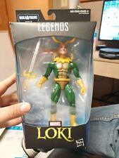 Marvel Legends Loki Action Figure NO BAF