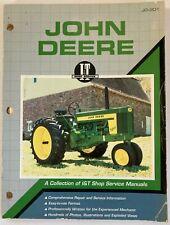 John Deere Tractor Shop Repair Service Manual It Intertec 1989