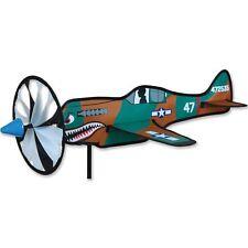 War Hawk P-40 Airplane Wind Spinner Wwii Fighter Plane Windspinner Premier