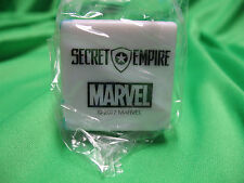 SDCC 2017 Marvel Exclusive Cosmic Cube Glow-In-The-Dark Secret Empire