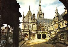 B50765 Le Benedictine a Fecamp vue de la Cour D Honneur    france