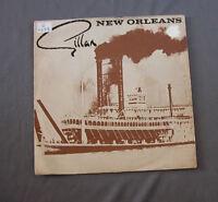 """Vinilo SG 7"""" 45 rpm  GILLAN - NEW ORLEANS -  Record"""