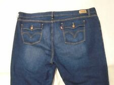Levi's 590 women jean size 24 M boot cut .
