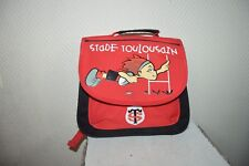 Small Schoolbag Child Bag Rugby Stade Toulousain Bag / Bolsa