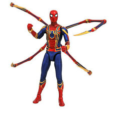 MARVEL - Avengers Infinity - Iron Spider-Man Marvel Select Action Figure Diamond