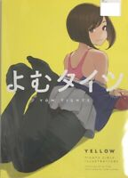 C96 Tights DOUJIN Yom Tights Yellow B5/24p art book yomu japan comiket