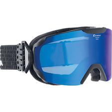 Alpina Skibrille Pheos MM black matt/MM blue S3 Gr. L50 UVP €99,95