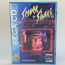 Sega Cd - Dvd Case - No Game - Read Item Description - Sewer Shark