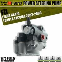 Power Steering Pump for Lexus GX470 Toyota 4Runner V8 4.7L 21-5371 w/o Reservoir