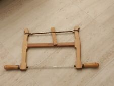 MARPLES TRADITIONAL BOW SAW -- VGC