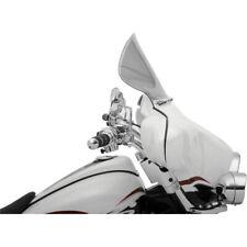 "Klock Werks 11.5"" Tint Flare Batwing Windshield For Harley FLHT FLHX 96-13"