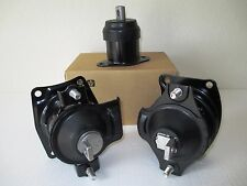 2004-2008 - SET OF 3 MOTOR MOUNTS FOR ACURA TL WITH MANUAL TRANSMISSION.