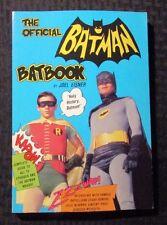 1986 The Official Batman Batbook by Joel Eisner Sc Vf- 7.5 Contemporary