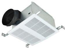 KAZE SE110T 110-CFM, 0.9-sones Quiet Bathroom Exhaust Ventilation Bath Fan
